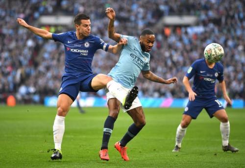 Chelsea vs Man City (Foto: Chelsea)