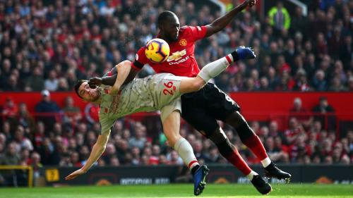 Man United vs Liverpool (Foto: Laman resmi Liga Inggris)