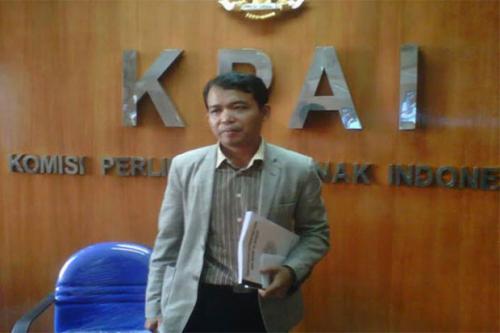 Ketua KPAI Susanto (Sindonews)