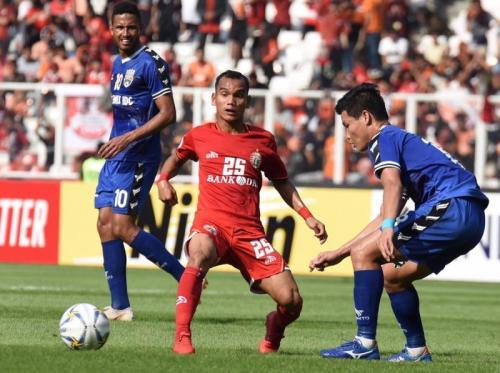 Persija Jakarta vs Becamex Binh Duong