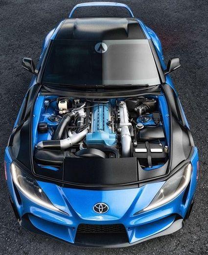 Bmw Z4 Toyota: Toyota Supra Pakai Sektor Pacu BMW Z4, Tuner Ini Siap