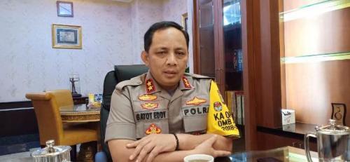 Kapolda Metro Jaya Irjen Gatot Eddy Pramono. (Foto: Puteranegara Batubara/Okezone)