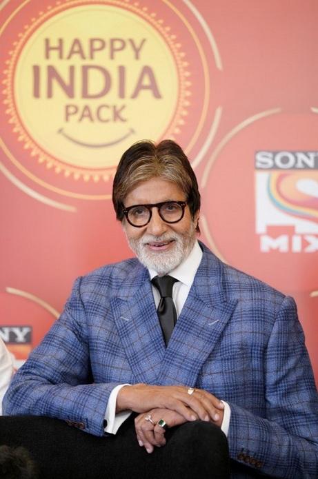 Amitabh Bachchan.