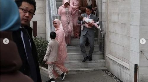 Pernikahan Reino Barack dan Syahrini