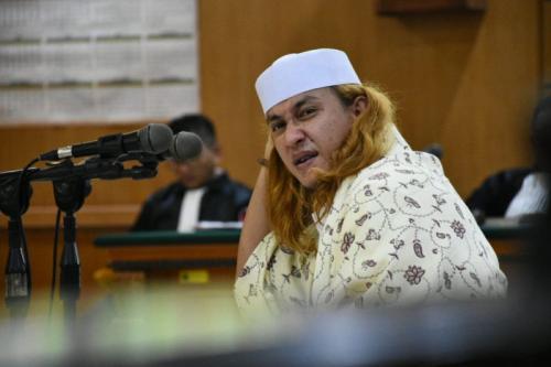 Habib Bahar bin Smith (CDB Yudistira/Okezone)