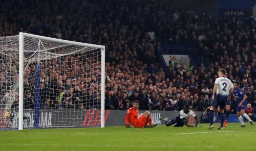 Chelsea vs Tottenham Hotspur (Foto: laman resmi Premier League)