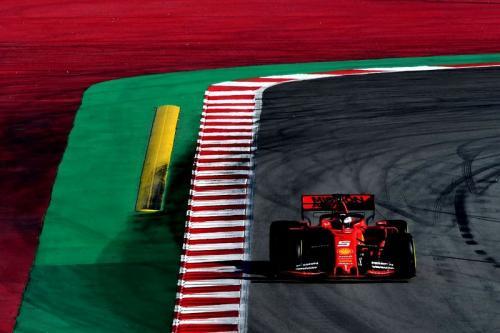 Sebastian Vettel (Foto: Scuderia Ferrari/Twitter)