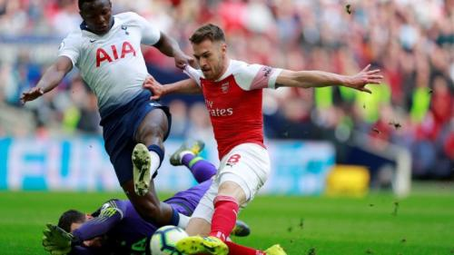 Tottenham Hotspur vs Arsenal (Foto: Premier League/Twitter)