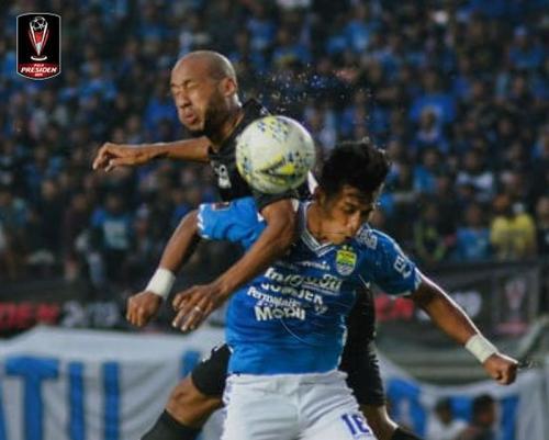 Persib Bandung vs PS Tira-Persikabo