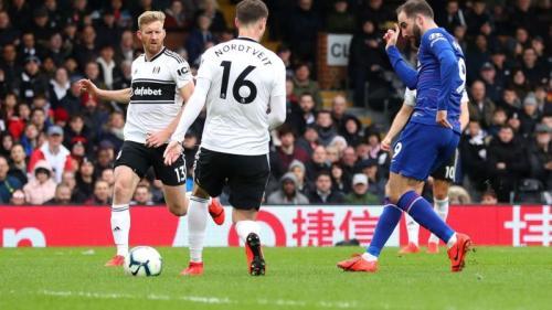 Fulham vs Chelsea (Foto: @ChelseaFC/Twitter)