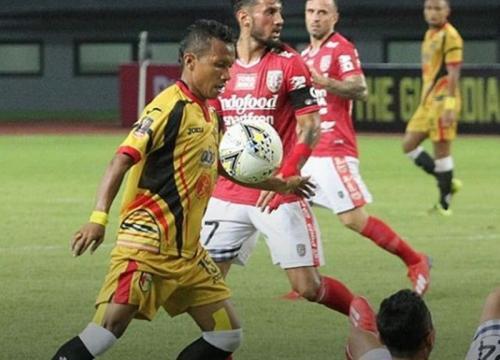 Bali United vs Mitra Kukar (Foto: Mitra Kukar/Instagram)
