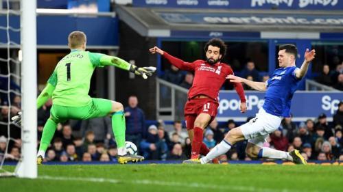 Everton vs Liverpool (Foto: Laman resmi Liga Inggris)