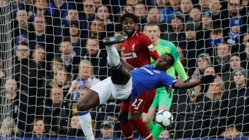 Everton vs Liverpool (Foto: Twitter Premier League)