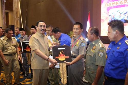 Kemendagri Rakornas Satpol PP, Linmas dan Damkar (Dok kemendagri)
