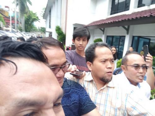 Andi Arief Tertangkap Narkoba