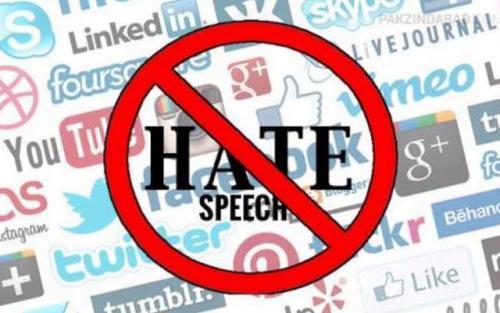 Ilustrasi Hate Speech (foto: Shutterstock)