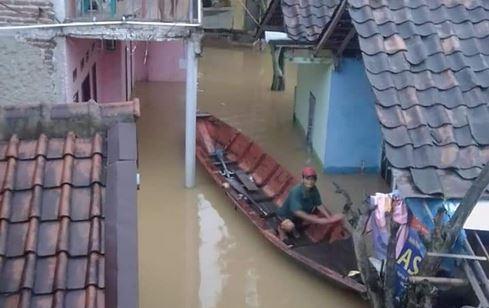 Banjir Luapan Sungai Citarum