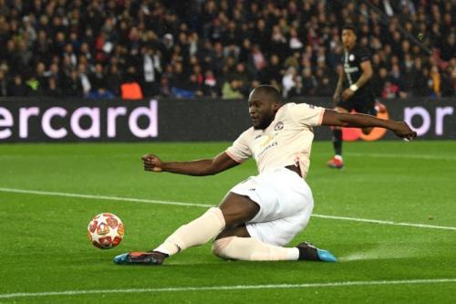 Romelu Lukaku mencetak gol cepat di menit kedua (Foto: Laman resmi UEFA)