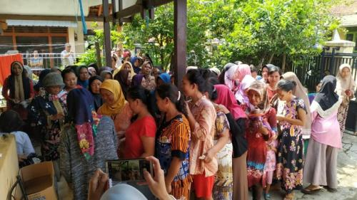 Bazar Kartini Perindo (Fathnur Rohman/Okezone)