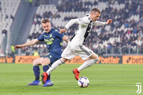 Laga Juventus vs Udinese