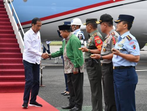 Jokowi ke Bandung