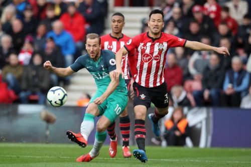 Laga Southampton vs Tottenham Hotspur