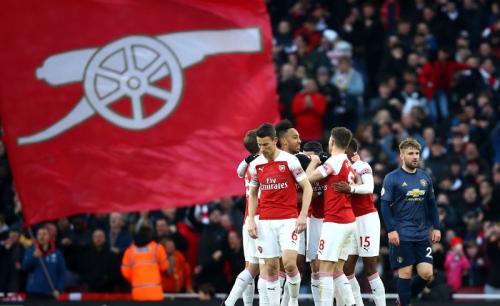 Arsenal (Foto: Laman resmi Liga Inggris)