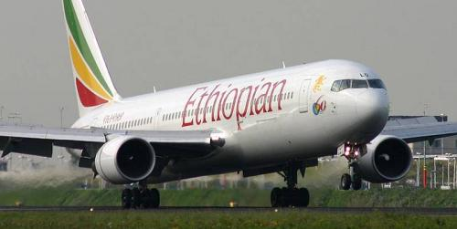 Ethiopian Airlines (Foto : newstelegraphonline)