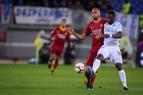 AS Roma vs Empoli (Foto: AS Roma/Twitter)