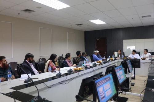 Delegasi Pakistan (Dok)