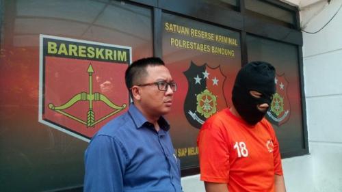 Polres Bandung Ungkap Kasus Ayah Perkosa Anak Kandungnya hingga Hamil (CDB).jpg