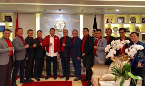 Ketua DPR bertemu Seknas Garbi