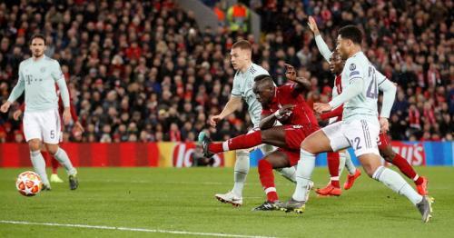 Laga Liverpool vs Bayern Munich