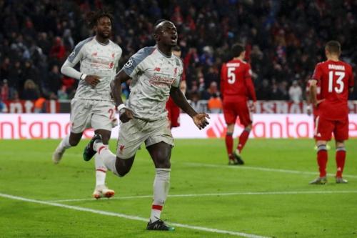 Sadio Mane (Foto: Laman resmi UEFA)