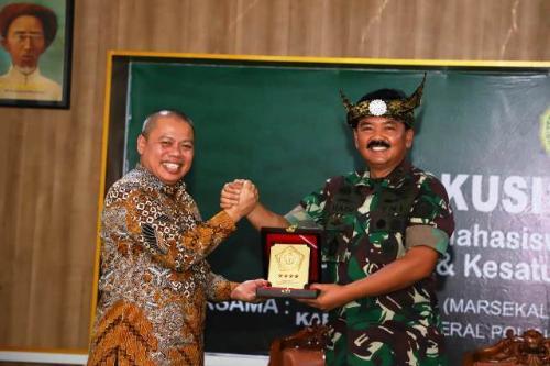 Panglima TNI Marsekal Hadi Tjahjanto. (Foto: Puspen TNI)
