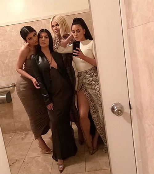 kardashian dan jenner