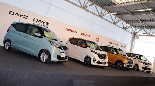 Jajaran produk andalan Nissan
