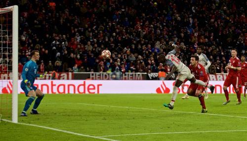 Bayern vs Liverpool (Foto: UEFA)