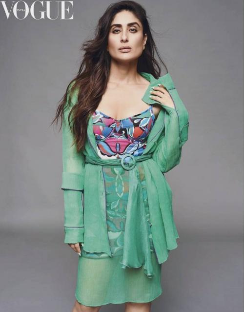 Kareena Kapoor akan kembali beradu akting dengan Aamir Khan setelah sukses 3 Idiots dan Talaash. (Foto: VOGUE)