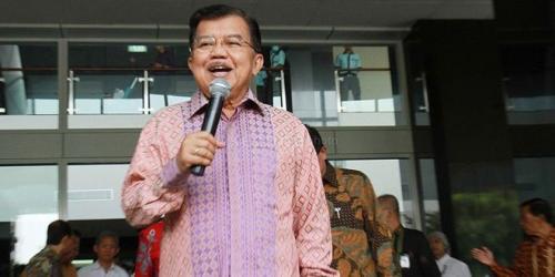 Wakil Presiden Jusuf Kalla. (Foto: Okezone)