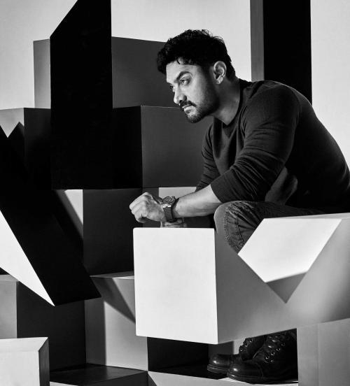 Aamir Khan ternyata telah menyimpan ambisi cukup lama untuk mengangkat Forrest Gump ke Bollywood. (Foto: GQ Magazine)