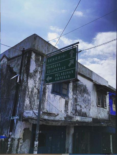 Pelabuhan Ampenan, Lombok (Foto: Instagram/@mikesikuman)