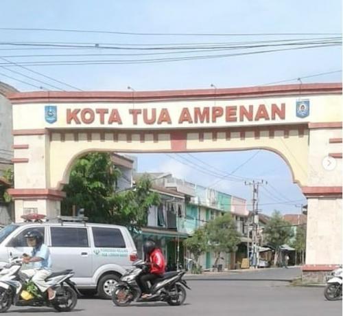Pelabuhan Ampenan, Lombok (foto: Instagram/@el_siregar2018)