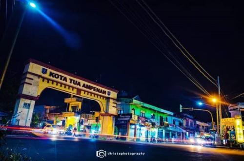 Pelabuhan Ampenan, Lombok (Foto: Instagram/@dhista69)