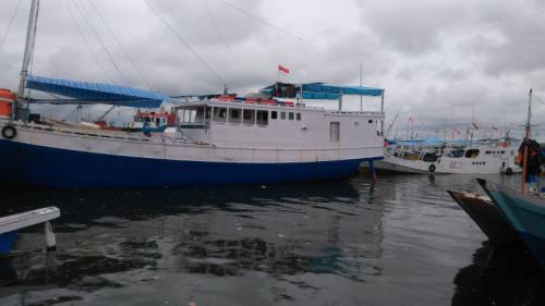 Pelabuhan Paotere, Makassar (Heman Amiruddin)