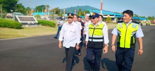 Menteri Perhubungan Budi Karya Sumadi. (Foto: Arief Setyadi/Okezone)