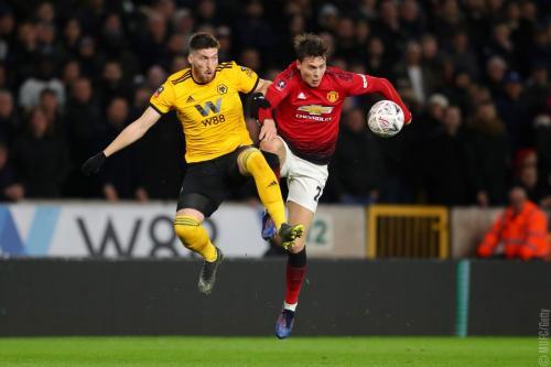 Wolverhampton vs Man United (Foto: Twitter/@ManUtd)