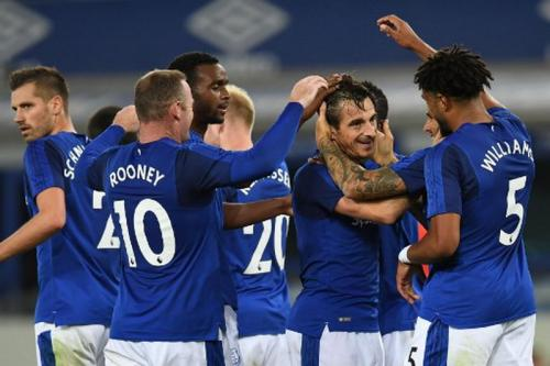 Everton (Foto:  AFP)