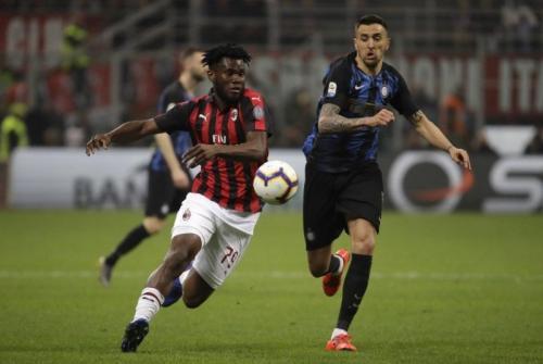 Franck Kessie bisa dijual Milan musim panas ini