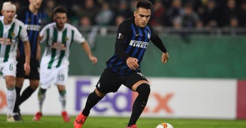 Stok striker Inter Milan hanya tinggal Lautaro Martinez